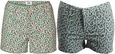 Vero Moda Wonder Luella Floral Print Shorts - Pink, Turquoise - 25-30in