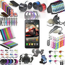 Funky Accessories Cases & Gadgets for LG Optimus F6 D505 / D500