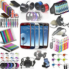 Funky Accessories Cases & Gadgets for Samsung Galaxy S3 Siii i9300 i9302 i9305