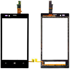 GENUINE TOUCH SCREEN LENS DIGITIZER FOR NOKIA LUMIA 720 N720 #GS46_W/TRACKING
