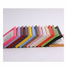 Solid Wooden Frame Colorful Table Frame Hanging Wall Frames 3 sizes ZHD025