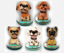 Cute and Adorable Dogs Puppys Figurines Good For Gifts, Decoration, Souvenirs