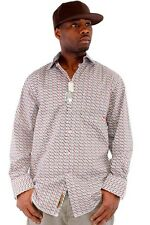 Rocawear Casual Multi Colour Collar Shirt Smart Party Jayz Clubing State