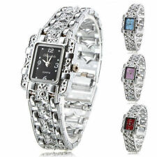 Girls Women Ladies Gift Analog Dress Bracelet Quartz Wrist Watches Best Gift