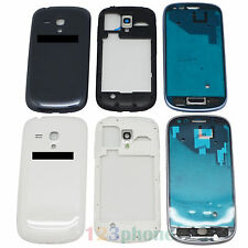 MIDDLE FRAME + CHASSIS + COVER FULL HOUSING FOR SAMSUNG GALAXY S3 MINI i8190