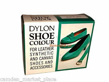 Dylon Stone Jade Shoe And Accessories Colour Dye Kit For Leather Boots Canvas