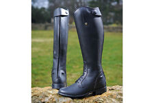 Mark Todd Italian Leather Long Field Riding Boots 37-45 + Worldwide Shipping
