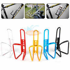 Sports Bicycle Cycling Bike Aluminum Alloy Drink Water Bottle Rack Cages Holder