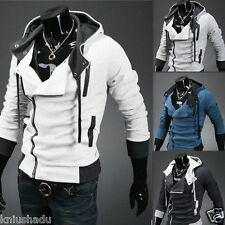 New Assassin's Creed III 3 Desmond Miles Cosplay Costume Hoodies Jacket Coats
