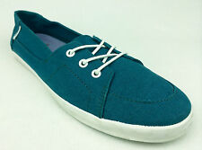 "VANS. ""Surf Siders"" PALISADES Women's Classic Fit Shoes. Ocean BLUE. US W 11."