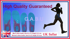 Quality Massaging Gel Shoe Insole, Very Comfortable