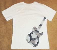 GYMBOREE Space Voyager Camoflage Guitar Top 4 10 12 NWT