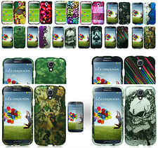 Any Design Cover Case+Free SP For Samsung Galaxy S4 IV SGH-M919 SCH-R970 I545