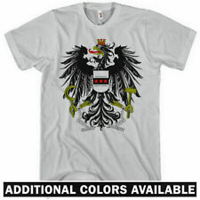 ORIGINS T-SHIRT - Medieval Eagle Austria Middle Ages - Men and Youth XS-4XL