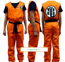 Hot sell!  Dragon Bal Z Son Goku Cosplay Costume Cosplay Clothes