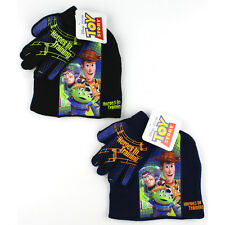 Toy Story Boys Hat and Gloves Set BZF34262ST One Size Fits Most