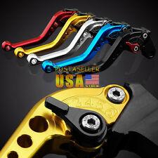 CNC Motorcycle Brake Clutch Levers Fit For Honda CBR929RR 2000-2001 Brand New