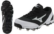 Mizuno 9-Spike Select Low Women's Metal Fastpitch Softball Cleats - 320460
