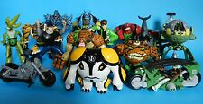 Ben 10 Bandai- Choice of Large Action Figures 15cm +vehs