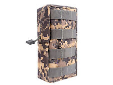 Molle System Ripstop Outdoor Army Fans Camo Magazine Pouch Debris Admission