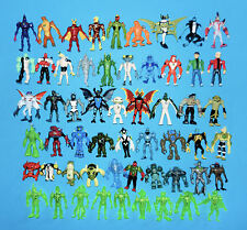 Ben 10 Action Figures - CHOICE of Bandai CREATION Chamber  Figures 4-7cm in size