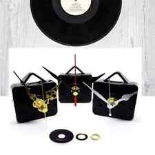 10x Vinyl Record Clock Making Kits - Make Your Own Record Clock - FREE BATTERIES