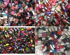 100 PC WHOLESALE LOT NAIL POLISH-  ESSIE ORLY RIMMEL MAYBELLINE LOREAL OPI