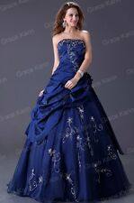 Glamour Bridal Gown Prom Dresses Evening Wedding Dress Quinceanera Party Custom