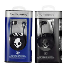 Skullcandy Supreme Sound 50/50 Stereo Ballistic Bass Headphones With Mic&Remote
