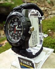 NEW! Timex Expedition Watch with Handmade Paracord 550 Watch Band