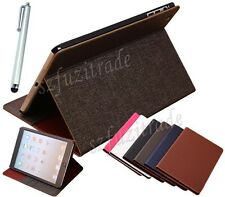Clearance Sale Stand Folio Leather Case Card Cover Wallet For iPad Mini 2 Retina