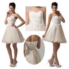 2014 Short prom Mini Homecoming Dresses Gown Evening Party CocktailSize:6-20