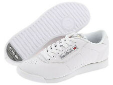 Women Reebok Lifestyle Princess 1475 White 100% Authentic Brand New