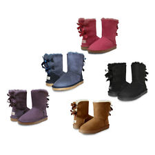 Ozwear UGG OB083 Two Ribbon Boots