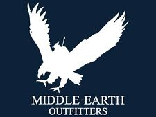 Middle-earth Outfitters LOTR Lord of the Rings inspired T-Shirt