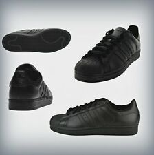 MENS ADIDAS ORIGINALS  SUPERSTAR 2.0 Black/Black G14748