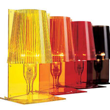 Kartell Take Designer Table Lamp by Ferruccio Laviani in Various Colours