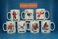 Clash Of Clans Printed Character Mug Personalised