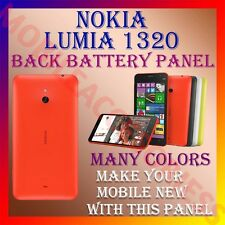 HIGH QUALITY BACK BATTERY DOOR PANEL for NOKIA LUMIA 1320 HOUSING COVER CASE NEW