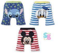 NEW BABY BOY CLOTHES MICKEY DONALD STITCH PARTY OUTFITS SETS 6-9-12-18-24 MONTHS