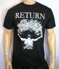 Lebron James T Shirt Return of the King Cleveland Mens Tee