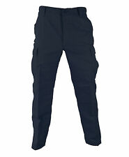 Propper BDU Tactical Trouser Pant Polyester/ Cotton Ripstop Zipper Fly LAPD Navy