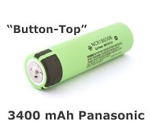 PANASONIC NCR19650B PCB LI-ION RECHARGEABLE BATTERY 3400mAh 3.7V 18650 QTY OPTNS