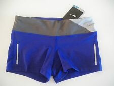 "New with tag Nike Women's 2"" EPIC Run Tight Fit  Running Boy shorts 551652-502"