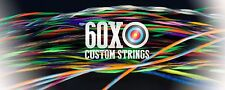 Hoyt Pro Comp Elite FX Bow String & Cable Set by 60X Custom Bowstrings Strings