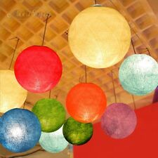 Aladin Big Cotton Ball Hanging Lampshade Home/Room/Outdoor New Lighting Decor US