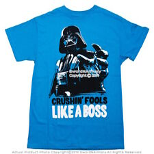 New Star Wars Darth Vader Licensed T-shirt LIKE A BOSS All Sizes
