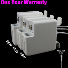 Genuine 45W 60W 85W AC Charger For Apple MacBook Pro A1374 A1344 A1343 MagSafe 1