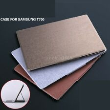 Wallet Leather Folio Case Cover For Samsung Galaxy Note 10.1 2014 Edition P600