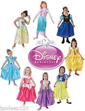 Disney Princess Girls Fancy Dress Costumes Dresses Dress Up All 10 Designs here